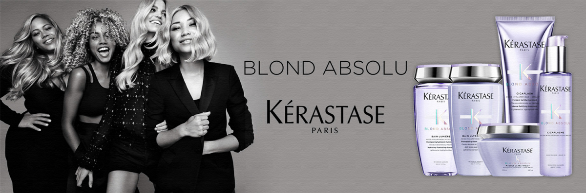 Новая серия Blond Absolu от Kerastase